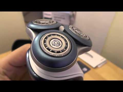 Philips S7520 (Series 7000) unboxing, demonstration and impressions