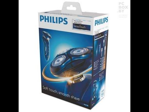 Распаковка Philips 7000 RQ1150