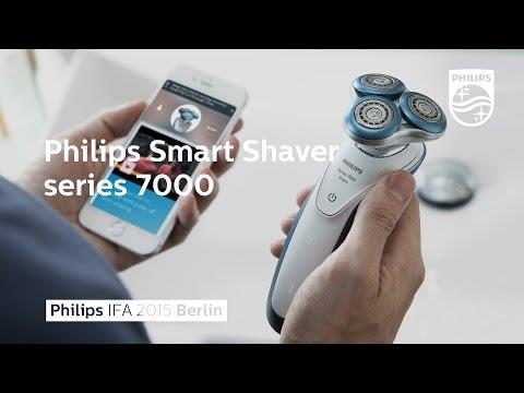 Norelco Smart Shaver series 7000 | Philips | Wet and dry electric shaver | S7370