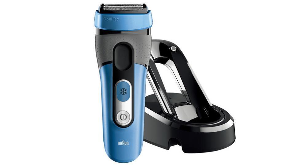 Braun CoolTec - отличный выбор бритвы для чувствительной кожи