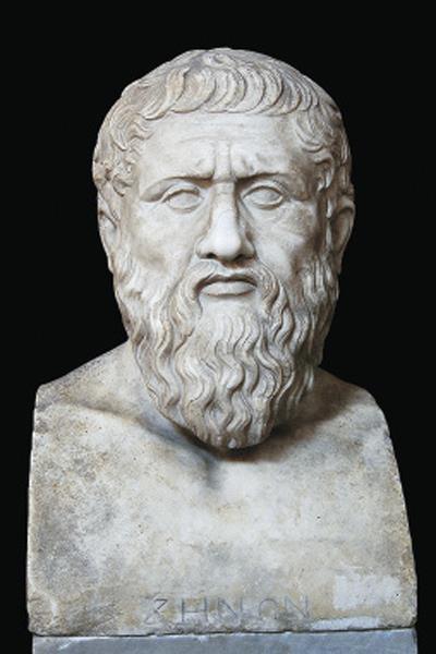 Платон. Римская копия с греческой статуи последней четверти IV века до н.э. / Фото: ПРЕДОСТАВЛЕНО М.ЗОЛОТАРЕВЫМ