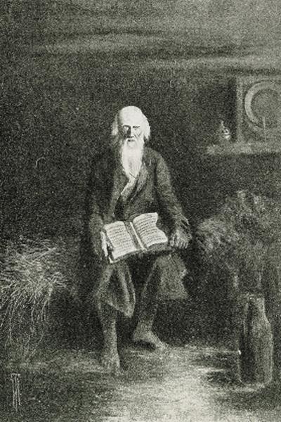 Протопоп Аввакум (1620 или 1621–1682), русский религиозный деятель / Фото: ПРЕДОСТАВЛЕНО М.ЗОЛОТАРЕВЫМ