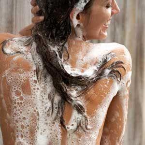 Положительный эффект для кожи головы