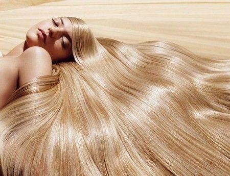 Волосы украшают женщину