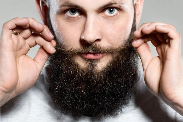 мужской спрей для роста бороды и щетины