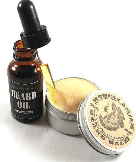 спрей для роста волос бороды