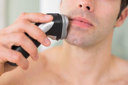 роторная бритва для сухого бритья