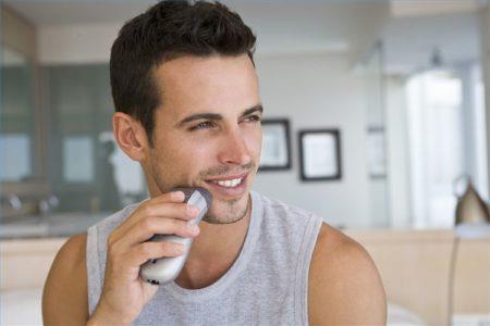 сеточная бритва для сухого бритья