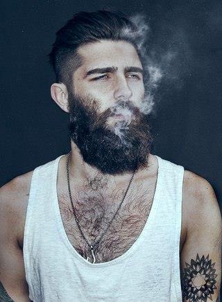как отрастить густую бороду если она редкая