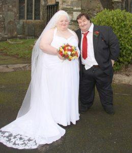 Свадьба с толстяком