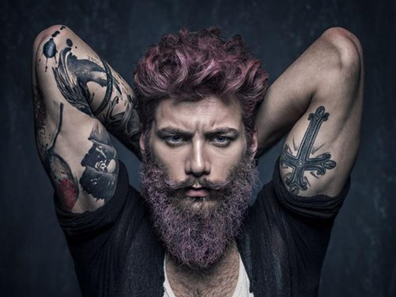 борода не растет на щеках что делать
