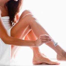 Косметика для бритья ног