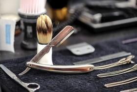 как бриться шаветкой