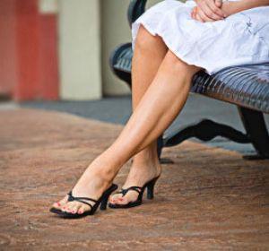 Как правильно брить ноги