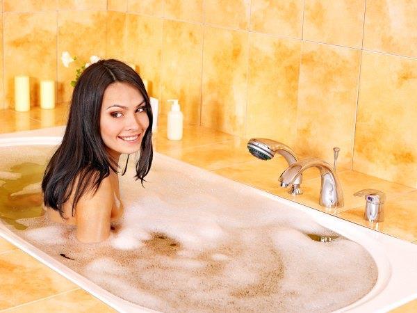 Предварительное принятие ванные