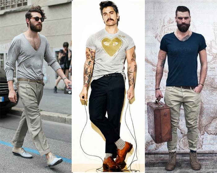 Бородатые хипстеры — самые брутальные бородачи современности