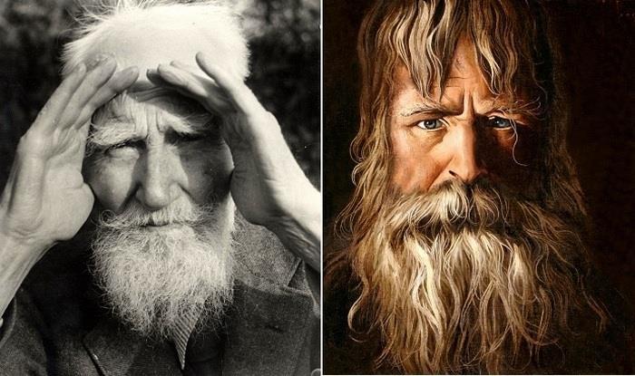 Борода как русская традиция