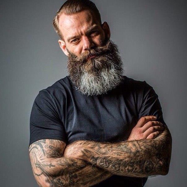 борода у подростков