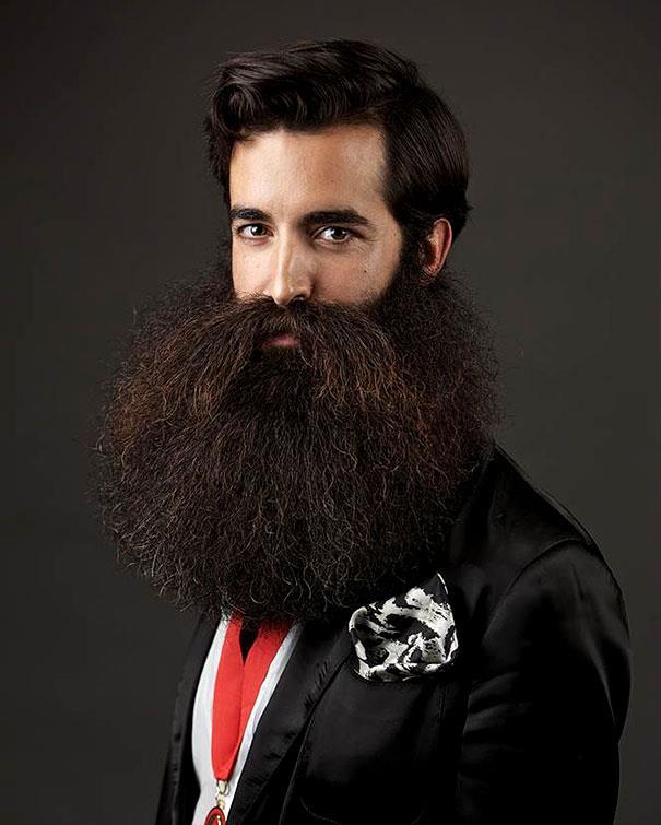 подростковая борода