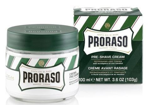 итальянское мыло для бритья Рroraso