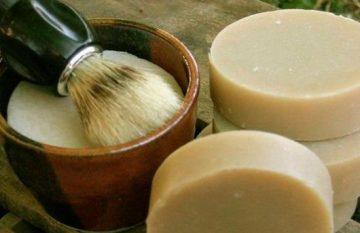 Мыло для бритья своими руками