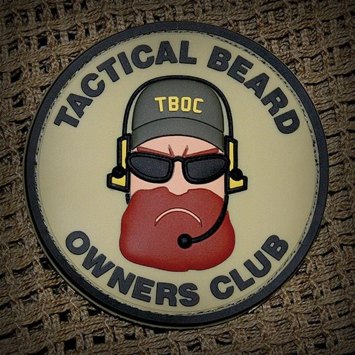 tactical beards owners club