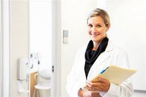 Женщина-гинеколог