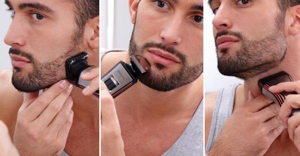 Как брить бороду самому - Foto-lis.ru