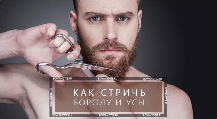 Как подстричь усы самостоятельно видео - Naturapura.ru
