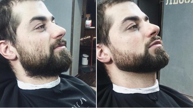 Стильная борода своими руками - МАРЛИН