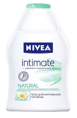 Гель для интимной гигиены Nivea