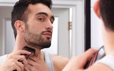 Как подстричь бороду машинкой для волос?
