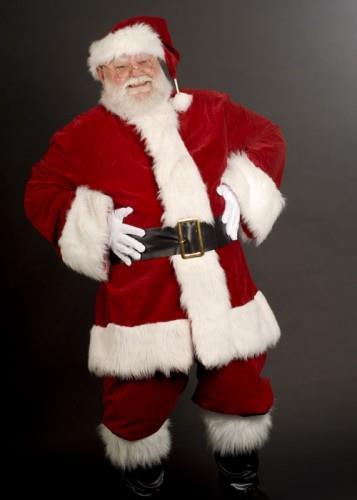дед мороз костюм красный новогодний