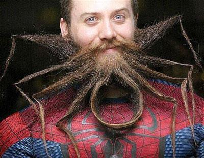 интересные бороды