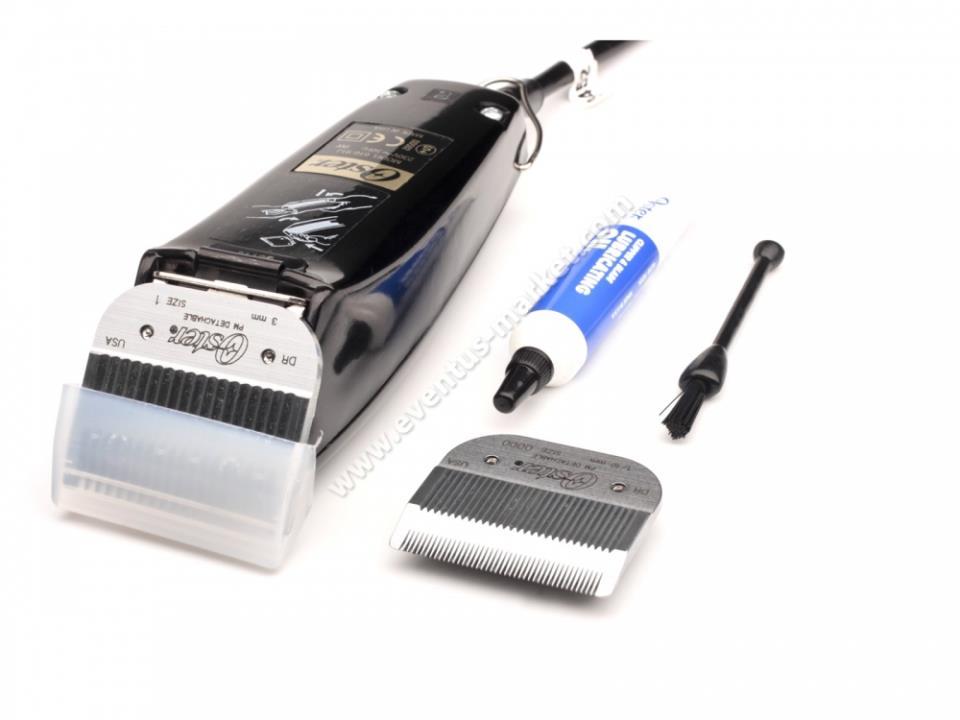 Oster 616 Машинка для стрижки волос c 2-мя ножами 9W, 616-91J