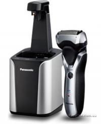 Panasonic ES-RT87-S520 подходит для сухого и влажного бритья с пеной