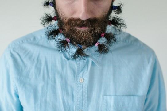 Как сделать красивую бороду