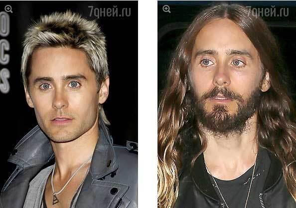 Звезды, которые отрастили усы и бороду