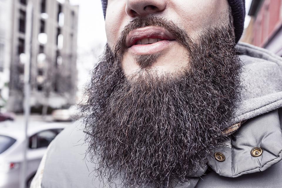 почему не растет борода на скулах