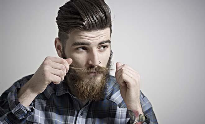 за сколько можно отрастить бороду
