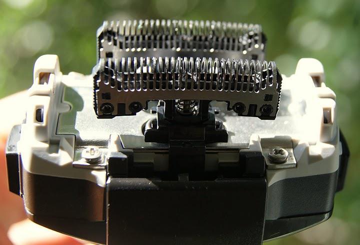 Конструкция ножа сеточной электробритвы для мужчин