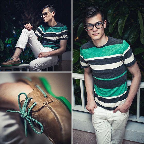 мода на очки