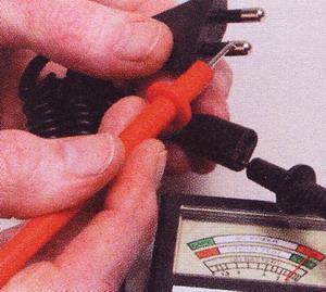 Проверка состояния шнура