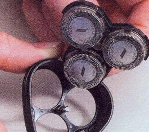 сетчатые диски и ножи