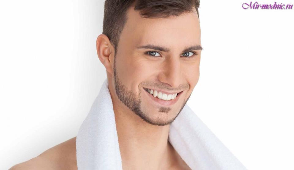 Модная борода 2017