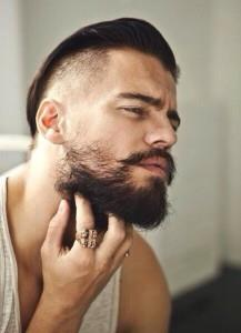 за сколько времени растет борода