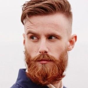 борода растет кусками что делать