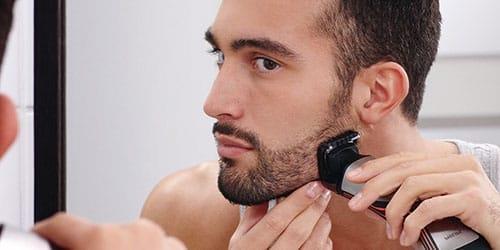 порезаться при бритье