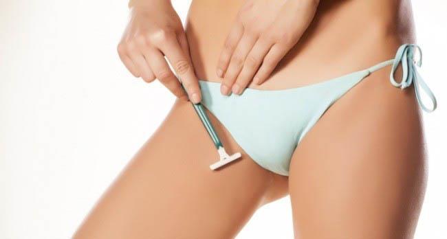 Правила бритья интимной зоны
