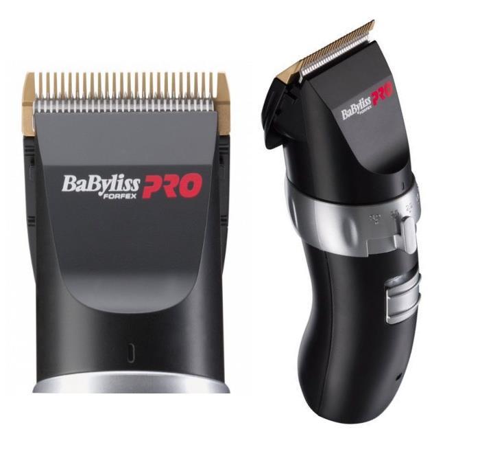 Профессиональная машинка для стрижки волос BABYLISS-PRO-FX660SE